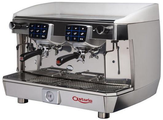 Кофемашина Astoria (C.M.A.) Core600 SAE/2 красная