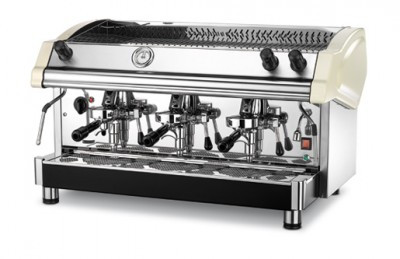 Кофемашина Royal Tecnica 3GR Automatic Boiler 21LT черная