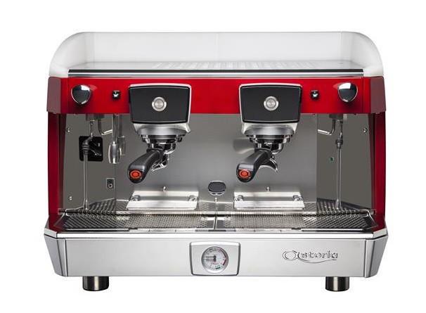 Кофемашина Astoria (C.M.A.) Core600 AEP/3 красная