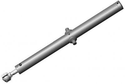 Гидроцилиндр выноса тяговой рамы 122.08.06.000-01