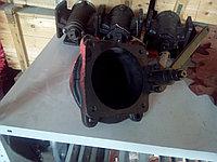 Шибер ДС-142А 02.07.100 (с рычагом под установку дистанционной тяги), фото 1