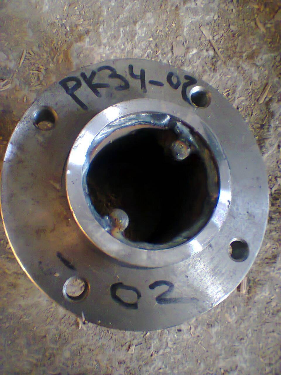 Ремкомплект шарнирного соединения подъёма-опускания битумного распределителя РКЗЧ-02