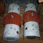 Насос вакуумный КО-510.02.16.000-04 (КО-510, КО-520(ЗиЛ) правое вращение без сис. смазки)