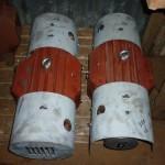 Насос вакуумный КО-510.02.16.000-05 (КО-510, КО-520 (МАЗ) левое вращение без сис. смазки)