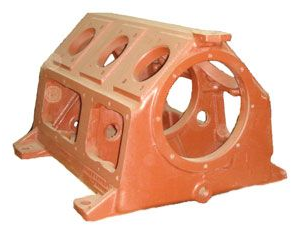 Корпус компрессора ПК-5.25 32.01.00.01-000