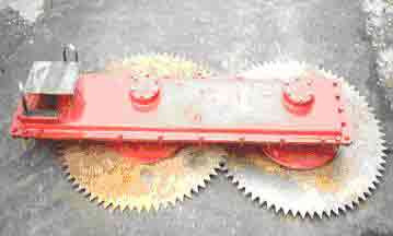 Аппарат режущий (кусторез) КД-1.5.000 с пилами