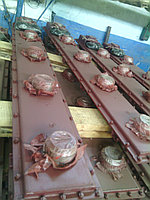 Платформа к косилке КРН-2,1 в сборе (нет , тарелок, ножей, и редуктора)