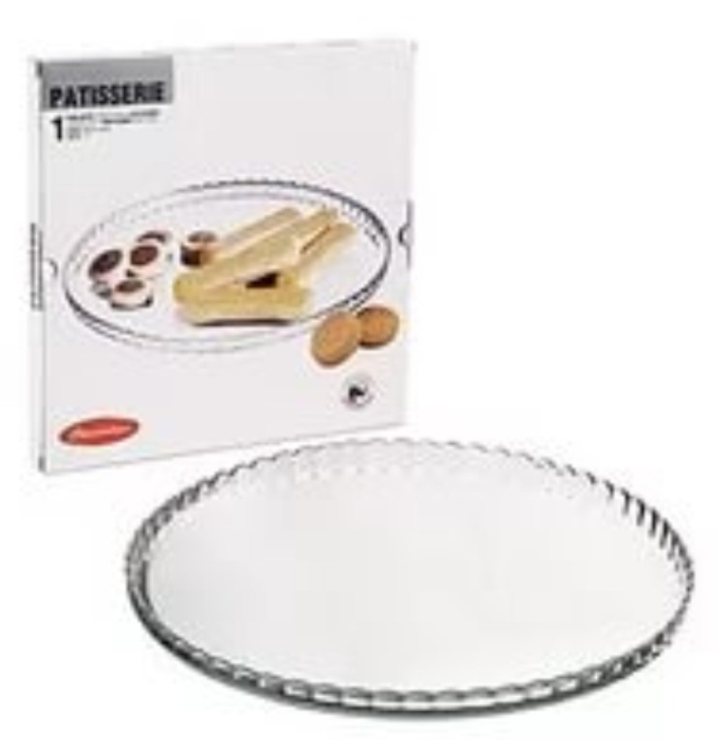 Блюдо для торта Patisserie Pasabahce 10352
