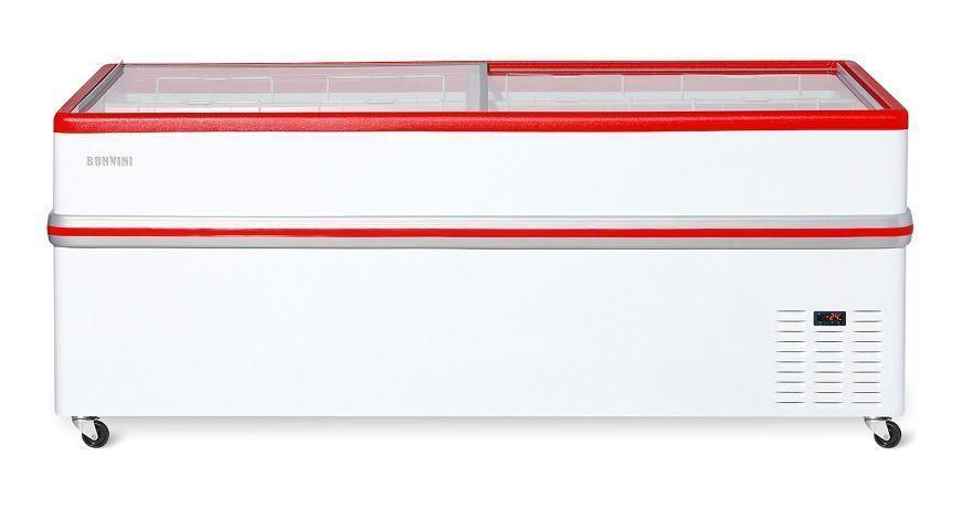 Бонета Bonvini BF 2500L красная