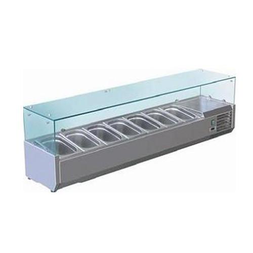 Витрина холодильная Forcool VRX 1500/330