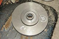 Крыльчатка чугун КО-829Б (КамАЗ, внутр. диам. - 32 мм.)