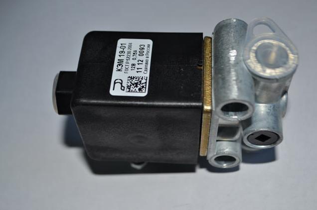 КЭМ 19-01 электромагнитный клапан