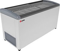 Ларь морозильный Frostor GELLAR FG 675 E серый
