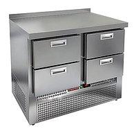 Стол морозильный HICOLD GN 22/BT (внутренний агрегат)