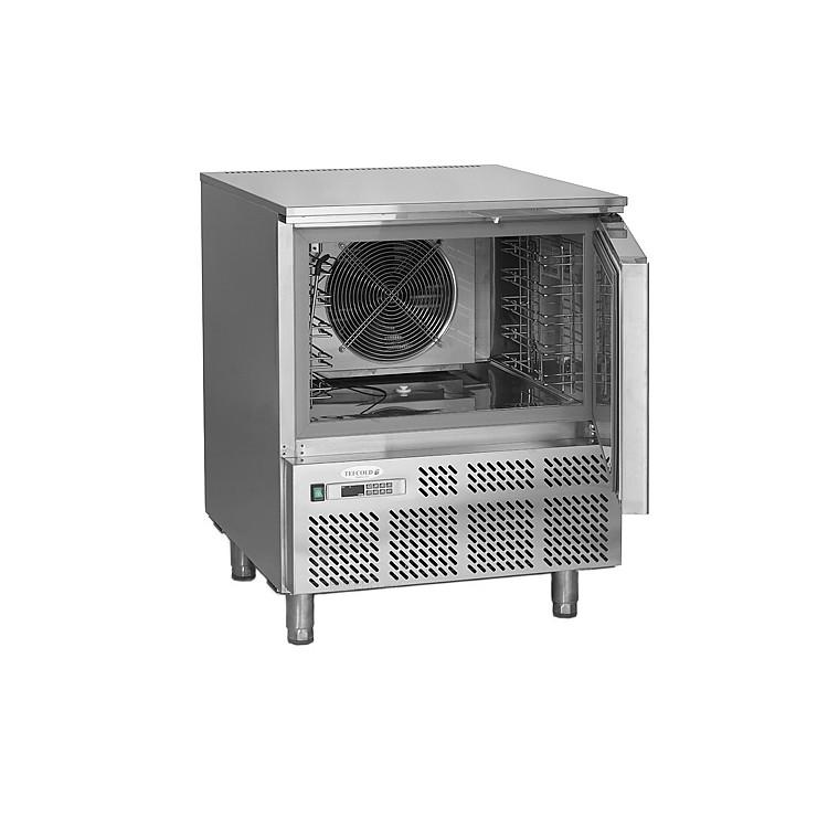 Шкаф шоковой заморозки TEFCOLD BLC5 (встр. агрегат)