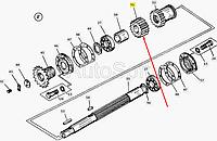 Шестерня ДС-143.01.03.046