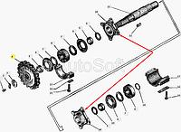 Звездочка Д150Б-А67-32