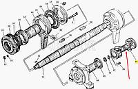 Вал карданный 69-2202010-А