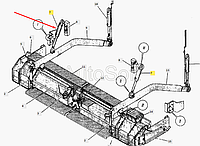 Гидроцилиндр ДС-143.01.17.800-01