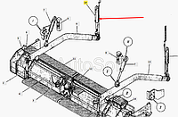 Гидроцилиндр ДС-143.01.17.800-02