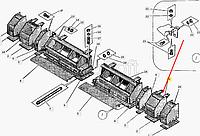 Каркас уширителя правый ДС-143.02.01.200