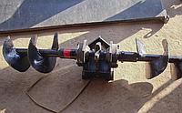 Шнековый узел  в сборе ЭТЦ-1609.007.002.000 СБ.