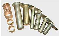 Пальцы и втулки стрелы МКСМ-800