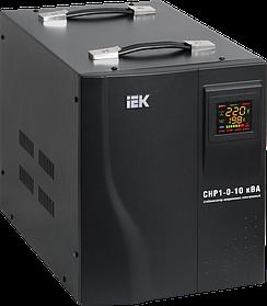 Стабилизатор напряжения серии HOME 0,5кВА (СНР1-0-0,5)IEK