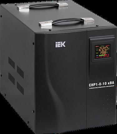 Стабилизатор напряжения серии HOME 0,5кВА (СНР1-0-0,5)IEK, фото 2
