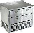 Стол холодильный Техно-ТТ СПН/О-223/04-1007 (внутренний агрегат)