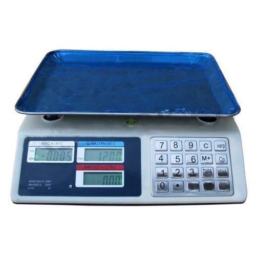 Торговые весы Foodatlas ВТ-982S (40кг/2гр)
