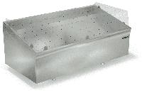 Стол производственный для выкладки рыбы на льду Техно-ТТ СП-641/1102