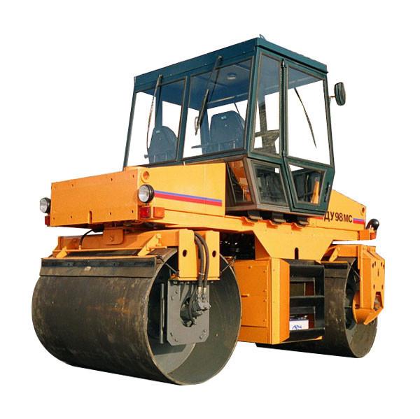 Двухвальцовый дорожный каток МС-98