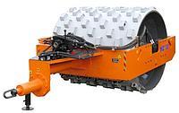 Прицепной вибрационный дорожный каток МС-70