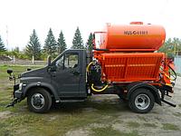 Машина дорожная комбинированная МД C41R1