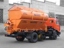 Машина дорожная комбинированная МД-43253