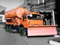 Машина дорожная комбинированная МД-532