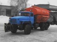 Машина дорожная комбинированная МД-432