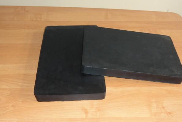 Техпластина 500х250х40 армированная капроновым кордом