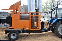 Рециклер асфальтобетона ЕМ 3200-01 (Приготовление литого асфальта)