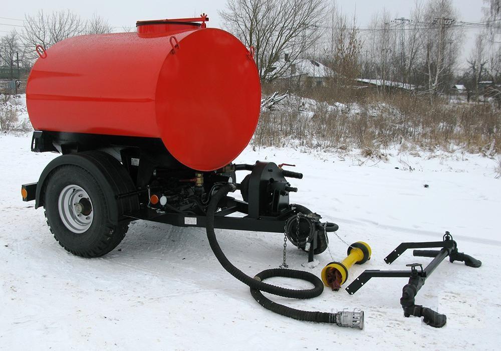 Прицепное поливомоечное оборудование ПМ 02