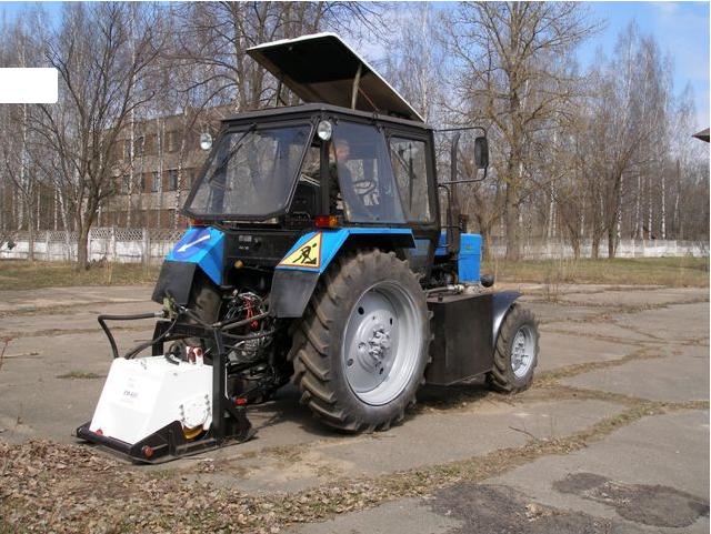 Фреза дорожная гидравлическая ЕМ 400
