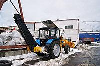 Цепной универсальный экскаватор ЭЦ 1800 (Бара со шнеками)
