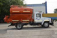 Коммунальная дорожная машина ГАЗ-3309