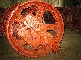 Колесо направляющее 50-21-305-05 /306-05 (Н.О., лев. и прав.)