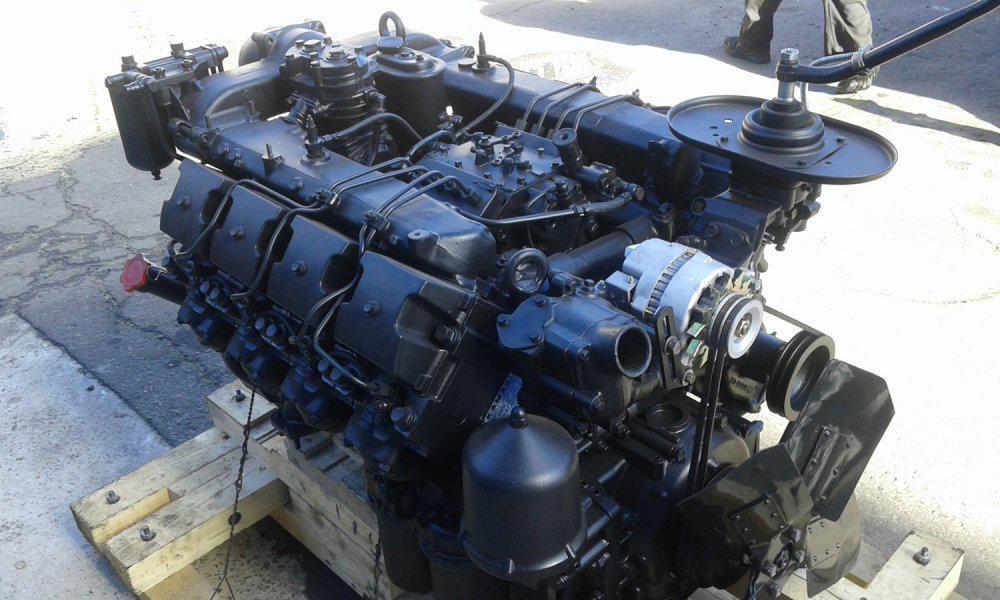 Двигатель УРАЛ 740.1000403