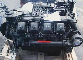 Двигатель 4310
