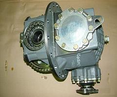 Редуктор задний 5320-2402010