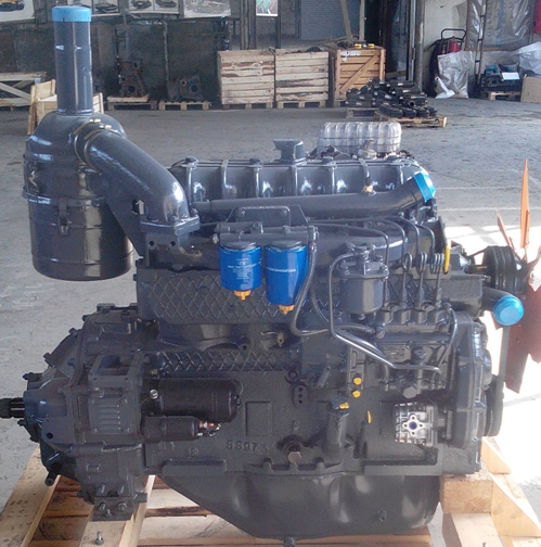 Двигатель А-41С-5