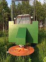 Роторная косилка-кусторез К-1.7М